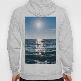 Sea Blue Sky sun Hoody