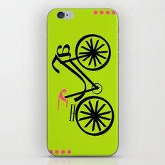 bicitecleando iPhone & iPod Skin