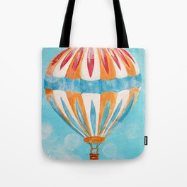 Hot Air Balloon #5 Tote Bag