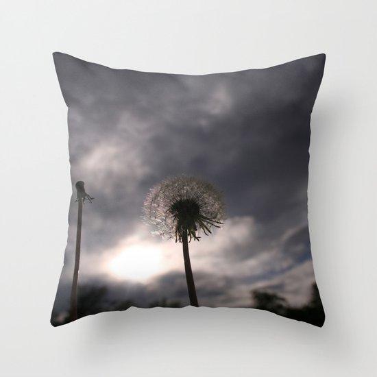 Nula'ain (Breathe) Throw Pillow