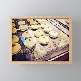 macaron Framed Mini Art Print