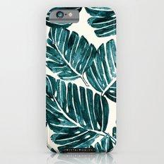 Jungle Leaves Slim Case iPhone 6