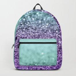 Mermaid Girls Glitter #9 #shiny #decor #art #society6 Backpack