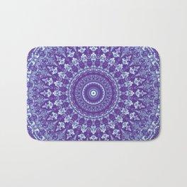 Ornate mandala Bath Mat