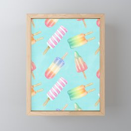 Sweet Treats Framed Mini Art Print