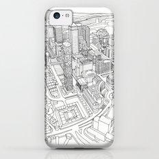 Canary Wharf iPhone 5c Slim Case