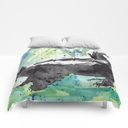 Skunk Life Comforters