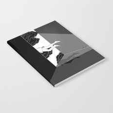 The edge of the world Notebook