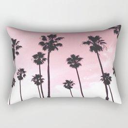 Palms & Sunset Rectangular Pillow