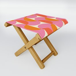 Capsule Sixties Folding Stool