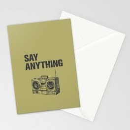 Something to Say Stationery Cards