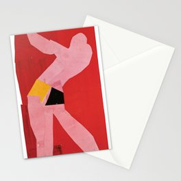 Small Dancer on a Red Background 1937, Cut Outs by Henri Matisse, Artwork Design, Poster Tshirt, Tee Stationery Cards