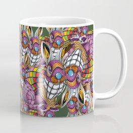 Steampunk Bunny Rabbit Coffee Mug