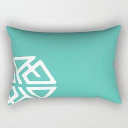 ORO Logo Rectangular Pillow