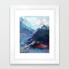 Untitled 20130913a (Landscape) Framed Art Print