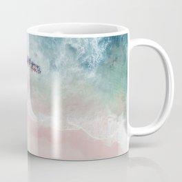 Ocean Pink Blush Coffee Mug