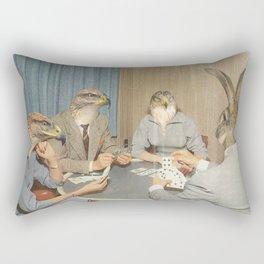 Too Late Mr. Hudson Rectangular Pillow