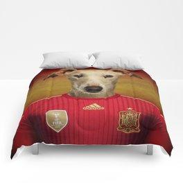 Worldcup 2014 : Spain - Spanish Galgo Comforters