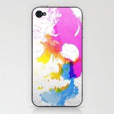 Skull Pop  iPhone & iPod Skin