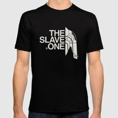 The Slave One Black X-LARGE Mens Fitted Tee