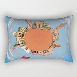 marrakech little planet Rectangular Pillow