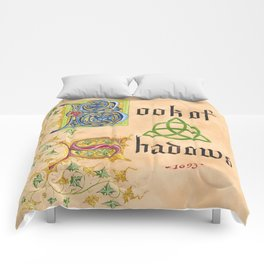 Front Page Gold Version Comforters