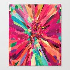Bursting Canvas Print