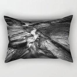 Trebarwith Strand Rectangular Pillow