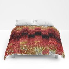 Burning Embers Comforters
