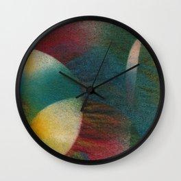 Abstract No. 553 Wall Clock
