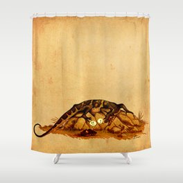 Don't Lose Your Head Shower Curtain