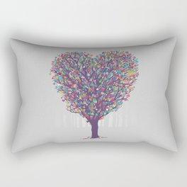 Nature's Love Rectangular Pillow