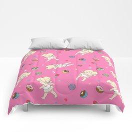 Chu Chu Angel : Pattern Print 2 Comforters