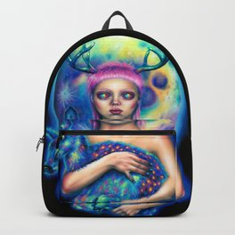 Inner space Backpack
