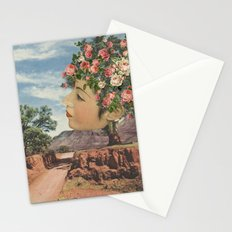 UNTITLED 9 Stationery Cards