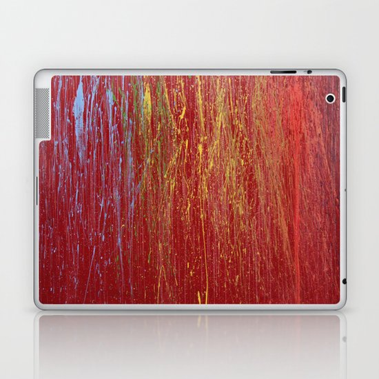 Rainbow for Abby Laptop & iPad Skin