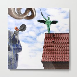 Fight for Freedom - Part1 Metal Print