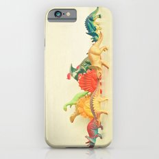 Walking With Dinosaurs iPhone 6 Slim Case