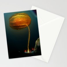 Life Down There Stationery Cards