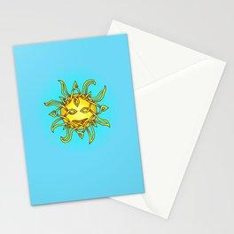 Sun Knot Stationery Cards