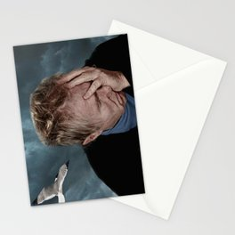 despair man Stationery Cards