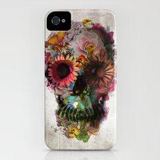 SKULL 2 Slim Case iPhone (4, 4s)