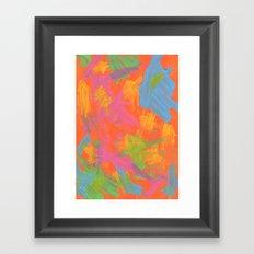 Abstract 161 Framed Art Print
