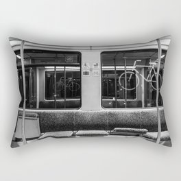 Berlin S-Bahn Rectangular Pillow