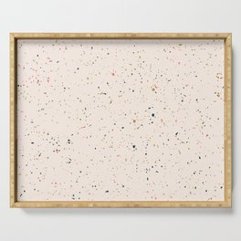 Speckles Serving Tray