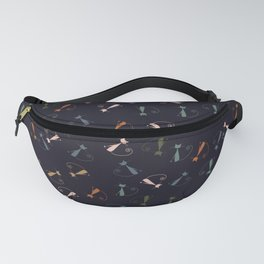 Cats are happy Fanny Pack
