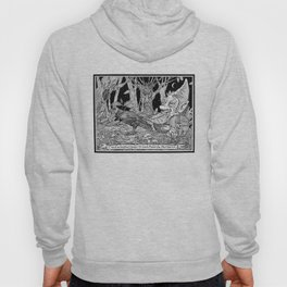 The Enchanted Head Hoody