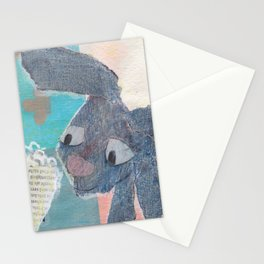 I like you Stationery Cards