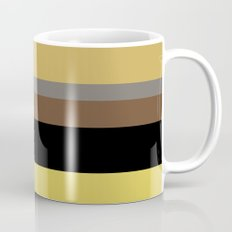Geordie La Forge - Minimalist Star Trek TNG The Next Generation - 1701 D startrek Trektangles Mug