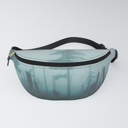 Dark forest Fanny Pack